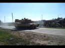 M1 Abrams mobility and speed demo
