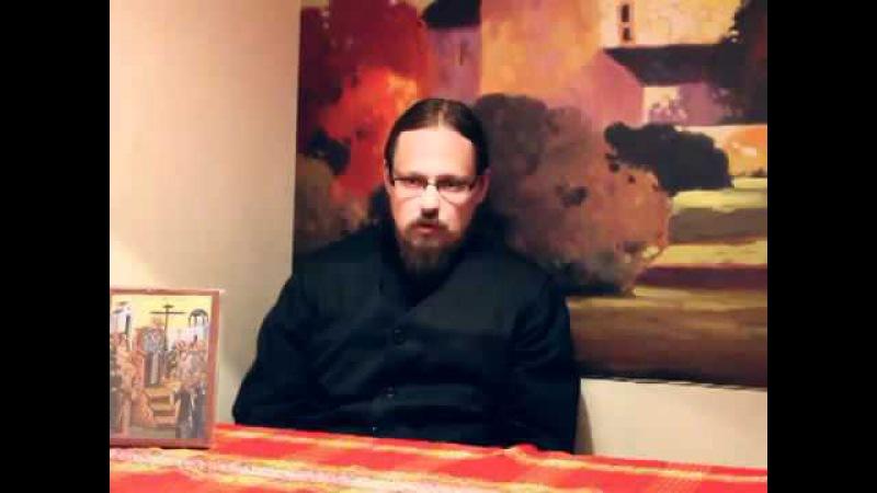 О сожжении книг А.И.Осипова отец Георгий Максимов