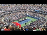U.S. Open 2015 - God Bless America