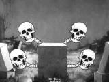 The skeleton dance -1929 Classic Disney Cartoon.