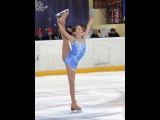 Выступление Юлии Липницкой на Олимпиаде в Сочи (2014г.)