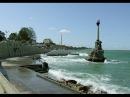 Плывем по Севастопольской и Южной бухте Единственная подлодка ВМФ Украины на территории России