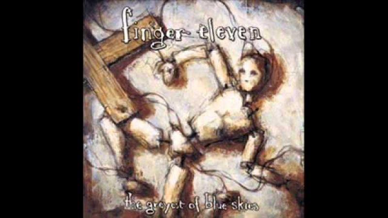 Finger Eleven - Suffocate