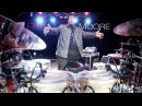 Eric Moore Drum Clinic Grodzisk Mazowiecki 2014 CKGM