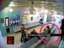 Воровка попала в камеру наблюдения