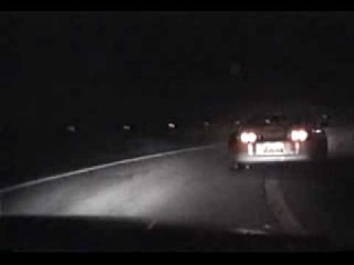 Supra vs AE86 touge battle