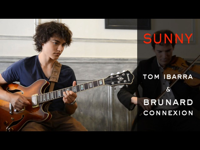 Sunny (cover) Bobby Hebb-Tom Ibarra Brunard Connexion-Festival Jazz Puces 2015 [HD]