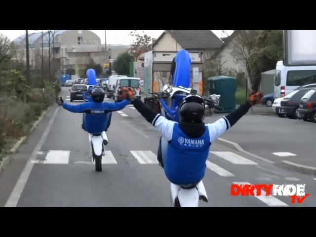 Dirty Riderz Crew Argenteuil (95) BikeLife