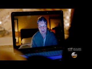 "Castle 8x14 End Scene Castle's Missing Time & LokSat ""The G.D.S."" Season 8 Episode 14"