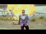 GANGNAM style - Горностай! (RUSSIAN version)