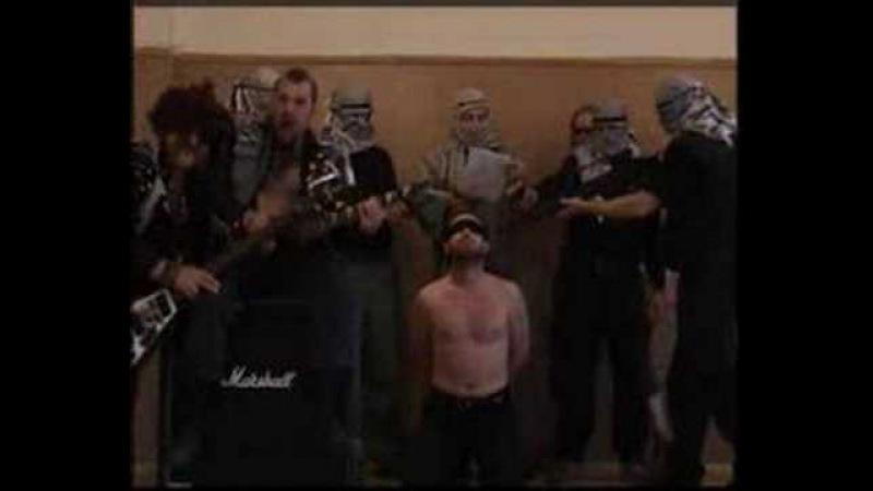 Malignant Tumour - Saddam Hussein is rock 'n roll