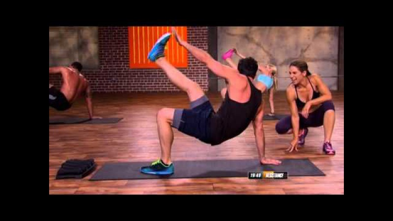 Amplify Workout 3 Jillian Michaels