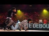 Les Twins vs Lil'O &amp Tyger B Juste Debout 2011 Semi-Final YAK FILMS
