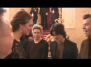Kate and William meet One Direction