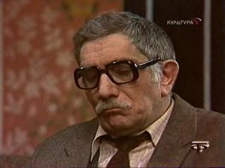 Мегрэ у министра (фильм-спектакль,  1987 год)