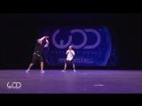 Emilio Dosal & Phillip Chbeeb _ FRONTROW _ World of Dance Hawaii 2016 _ @WODHI16_2K