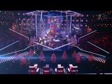 Александр Градский, Баста, Полина Гагарина и Григорий Лепс - По соседству с Элис (2016) Full HD