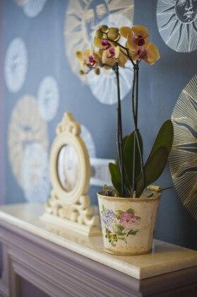 Уютная комната идея дизайна и декора