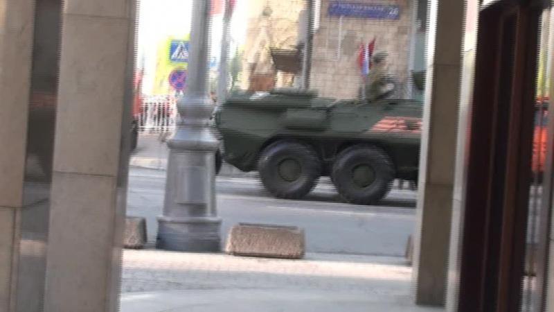 Видео обзор Военной технике Парада Победы 70 летия в Москве.