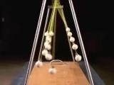 Захват внимания, гипноз маятник шарики гипнотическое видео оптическая иллюзия обман зрения.