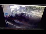 Взрыв у пирса Саторн, Бангкок 18.08.15 Sathorn pier blast BKK