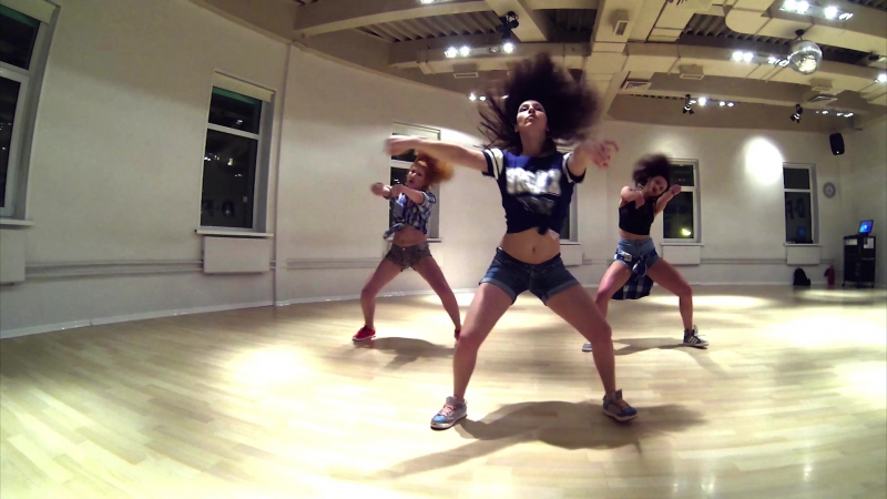 Ciara- I'm out, ft Nicki Minaj/choreo Alena Nikiforova