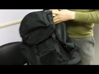 Обзор рюкзака военной полиции Британии.