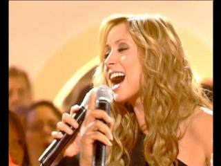Jevetta Steele avec Lara Fabian - Calling You
