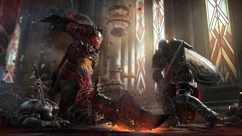 Lords Of The Fallen [RePack] от R.G. Механики 2014 скачать торрент