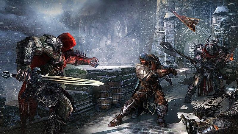 Скачать Игру Lord Of The Fallen Через Торрент От Механиков - фото 6