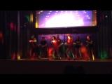 Танец первого отряда