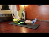 Day 4. Fit & Healty - Full Body Workout- Boot Camp HIIT- No Equipment Workout