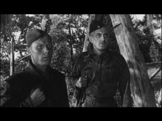 | ☭☭☭ Советский фильм | Живые и мертвые | 1 Серия | 1963 |