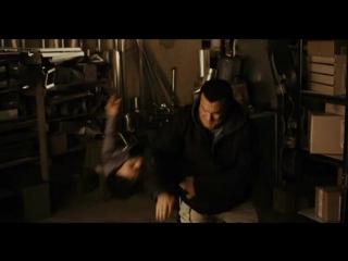 Стивен Сигал vs Байрон Лосон