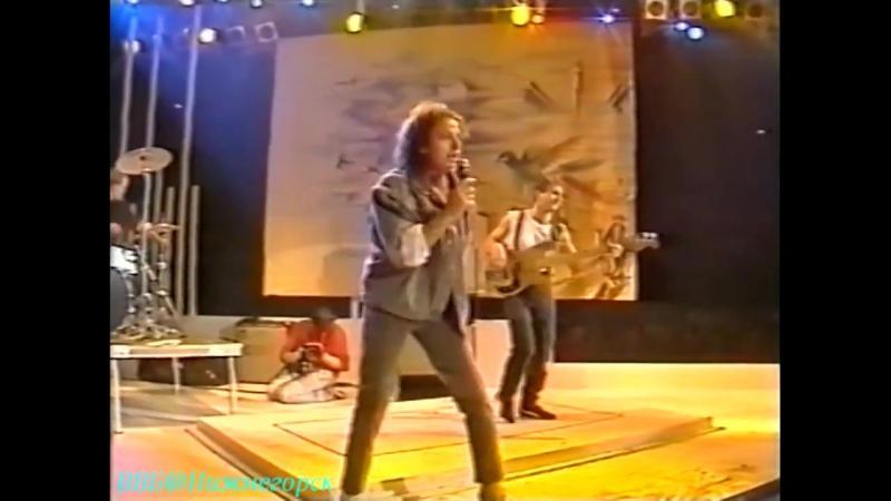 (1986) Gianna Nannini - Avventuriera (Live at Peter's Pop Show)