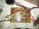 Схема простого металлоискателя на транзисторах, Driving a simple metal detector transistors,