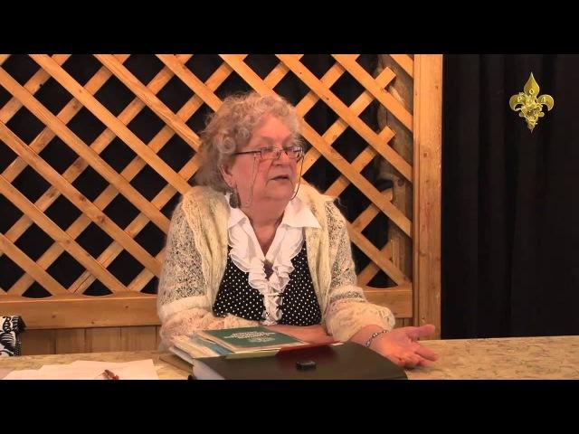 Встреча с Галиной Петровной Червонской - Проблемы вакцинологии