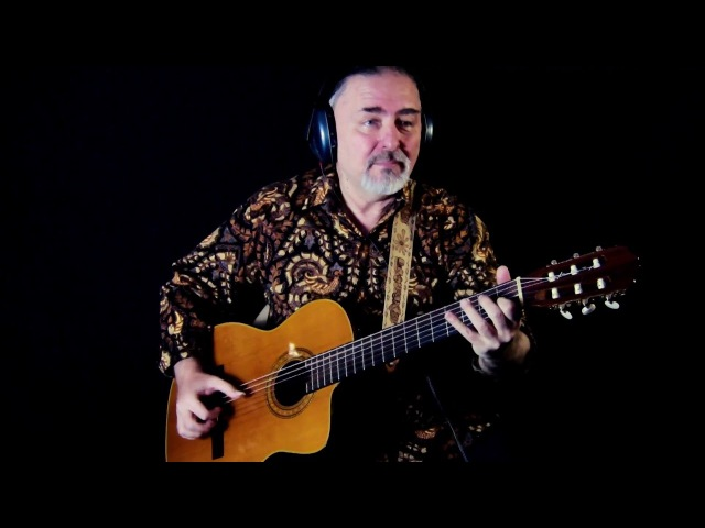 On The Way Home ДиДюЛя Путь Домой Igor Presnyakov spanish fingerstyle guitar