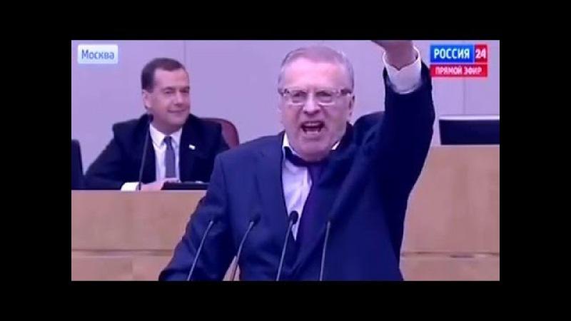 Лучшая речь Жириновского за последний год