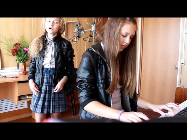 Саша Капустина и Лиза Петрова ♫ Танец старинный
