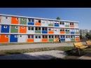 Как построить жилой городок из контейнеров CONTAINEX