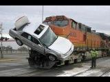 Подборка ДТП #1  Жесткие аварии, Происшествия на дороге, жертвы, кошмар