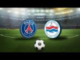 Кан 0 - 3 ПСЖ Обзор матча 19.12.2015