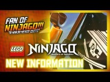 (NEWS) - LEGO® Ninjago 2016 - NEW INFORMATION!!! - HD
