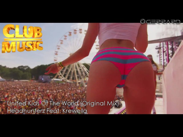 New Best Dance Music 2014 || Electro House Dance Club Mix || By GERRARD - Club Music Mixes