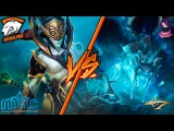 Highlights Virtus.Pro vs Team Secret #1 (bo3) | Nanyang Championship Lan Finals (28.10.2015)