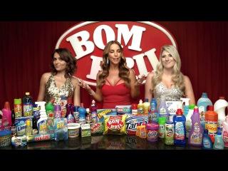 Bombril   Toda Brasileira é uma Diva   Comparação