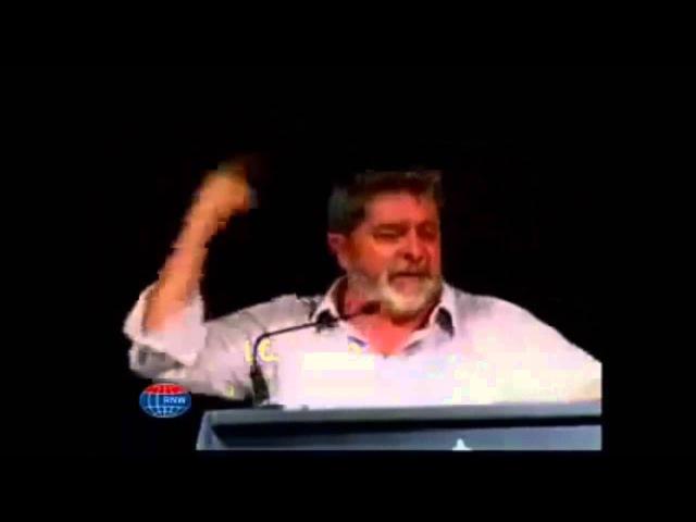 Lula e Dilma Revelam Vamos transformar o Brasil em um país socialista