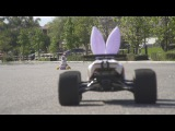 The Real Easter Bunny - Traxxas E-Revo 'Happy Easter