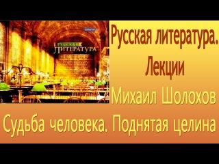 Михаил Шолохов. Судьба человека. Поднятая целина
